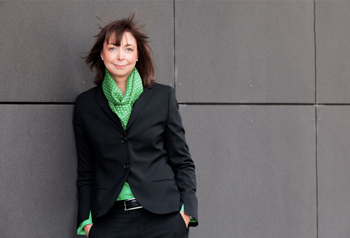 Fuhrparkmanagerin Lohmar - Birgit Grobusch